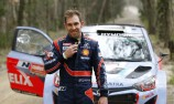 Atkinson primed to 'let it rip' at Rally Aus