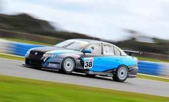 Cameron McConville 344x209 McConville wins on debut in Kumho V8s