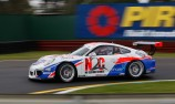 Luff fastest in Carrera Cup practice