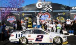 Keselowski wins Chase opener in Chicago