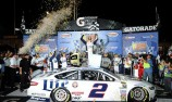 Keselowski grabs Penske's 400th win at Richmond