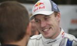 Latvala clinging to hope after weather misread