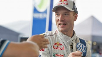 Jari-Matti Latvala keyed up for a big result at Rally Australia