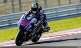 Lorenzo claims Yamaha's first pole of 2014