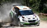 Castrol EDGE-oiled ŠKODA second in Czech Rally