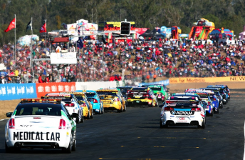 Foxtel price cuts a boost for V8 fans