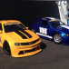 Mustang and Camaro join Aussie Racing Cars