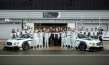 Two-car Bentley factory attack for Bathurst 12H
