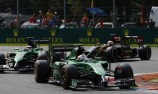 Caterham in USGP doubt as dispute continues