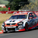 Tander Holden dodges major damage in crash
