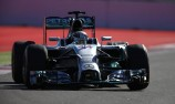 Hamilton stars in Sochi as Mercedes takes title