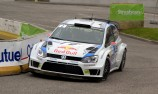 Latvala leads in France as Ogier suffers problems