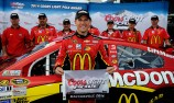 McMurray scores pole at Martinsville