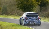 Hyundai begins tests of its all-new WRC i20