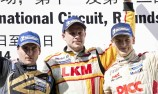 World Wrap: Bamber takes  Asian Carrera Cup