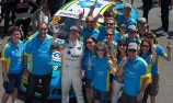 Richards reflects on first Carrera Cup title