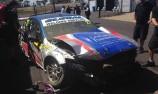 Dumbrell tops opening Dunlop Series practice