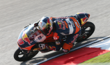 Miller takes Moto3 title fight to final round