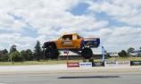 VIDEO: Adelaide Super Truck demo
