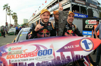 Dumbrell 'fifty-fifty' on Enduro Cup return