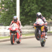 VIDEO: MotoGP stars ride alongside the Yarra