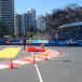 Tyre bundles return to Gold Coast chicanes