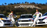 VIDEO: Nissan's Heritage on show at Bathurst