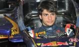 Sainz Jr completes Toro Rosso line up