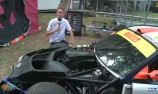 VIDEO: Crimsafe Talking Tech - Ginetta G50Z