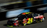 Gordon takes pole at NASCAR finale