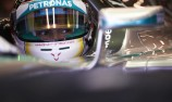 Mercedes dominate practice with Hamilton on top