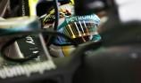 Hamilton makes perfect start in Abu Dhabi