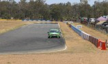 GALLERY: Marcos Ambrose tests at Ipswich