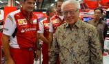 Arrivabene replaces Mattiacci as Ferrari boss
