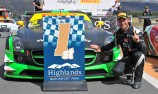Muscat secures Black Falcon GT Abu Dhabi drive