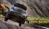 Ogier holds slender lead at Wales Rally GB