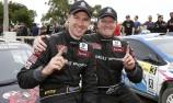 Pedder seals Australian Rally title