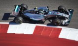 Rosberg lays down a marker with Austin pole