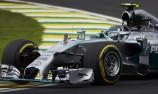 Under pressure Rosberg delivers in Brazil