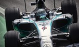Rosberg denies Hamilton pole at Interlagos
