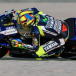 Rossi claims surprise pole for Valencia finale
