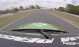 VIDEO: Marcos Ambrose onboard at Lakeside