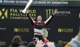 Solberg ends World Rallycross season on a high