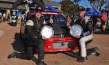 Tasmanian double in Targa High Country rally