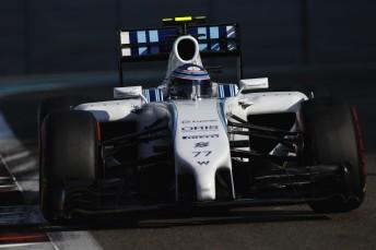 Williams announce partnership with Rexona