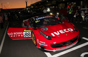 Bathurst 12H unfazed by absence of V8 stars