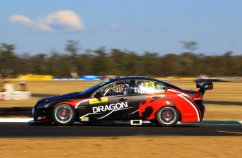 Dragon returns for Dunlop Series finale