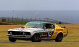 Engine problem ends Richards' TCM title defence