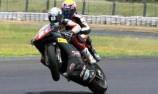 Local stars baptise new Queensland Raceway