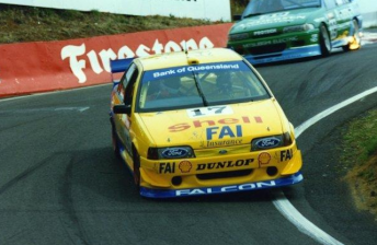 DJR did the majority of the heavy lifting for Ford during the 1980s and 90s